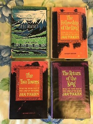 Tolkien, The Lord of the Rings & The Hobbit, Very Rare Editions 1972 , See Notes