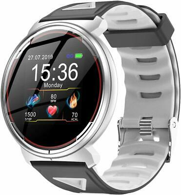 Smart Watch for iOS Android Phones Bluetooth Waterproof Smartwatch Heart Rate