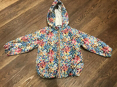 Girls Next Age 2-3 Years Coat Jacket Raincoat Showerproof