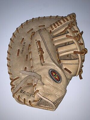 """Easton Natural Series NLS32 Hyperlite Construction First-Base Mitt - 12"""" - Used"""