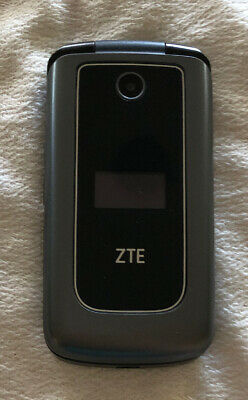 ZTE Cymbal Camera Flip Phone (No Sim Card)  With Charger