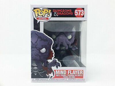 Funko Pop! Mind Flayer # 573 - Dungeons & Dragons