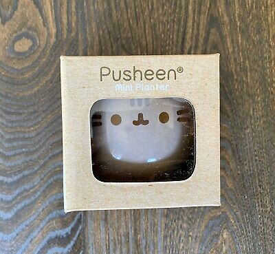 PUSHEEN Planter Ceramic Plant Pot - Spring 2016 Subscription Box Exclusive RARE!