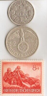 """#-10-F)-*free WW2- *german"""" PW""""-Solder card in FRANCE camp+""""SS""""-COMMANDO -stamp"""