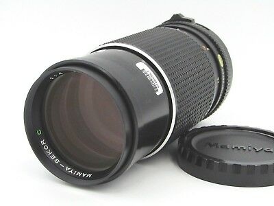 [NEAR MINT] MAMIYA SEKOR C 210mm F/4 For M645 Series MF Lens From JAPAN #2018