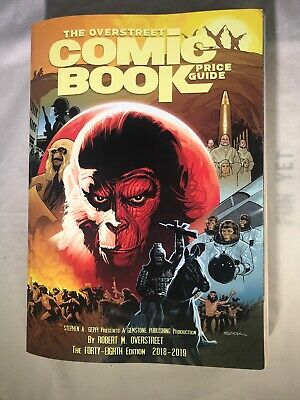 Overstreet Comic Book Price Guide #48 Planet of the Apes Soft Cover NEW NM