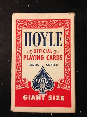 Hoyle Giant Official Playing Cards