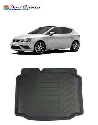 SEAT LEON CUPRA 2013-2019 Tailored rubber boot mat boot liner