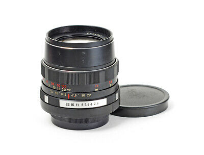 Meyer Optik Gorlitz Orestor 2.8/100mm f/2.8 100mm mount M42 No.4928209 Schratche
