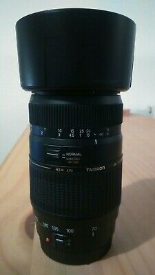 Tamron Objectif AF 70-300mm F/4-5,6 Di LD IF Macro 1/2 - Monture Canon