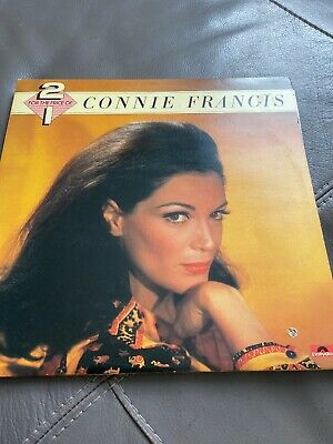 Connie Francis 2 For The Price Of 1 Near Mint Uk Double Lp 2675 180