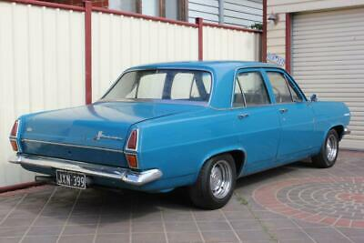 Hr Holden Special Sedan 186 Disc Brake Front Aussie 4 Speed Hd Chromies