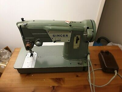 Vintage Singer Electric Sewing Machine From The 50s/60s