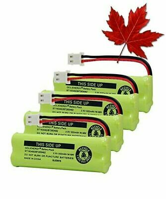 GEILIENERGY BT183482 BT283482 Ni-MH Cordless Phone Battery Compatible with Vt...