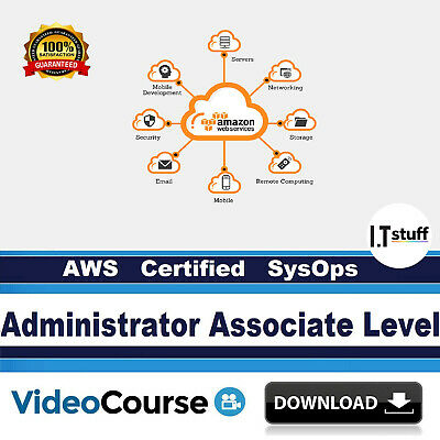 AWS Certified SysOps Administrator Associate Level CBT Training videos