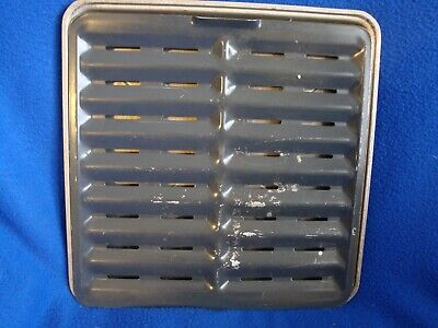 Ronco Showtime Rotisserie Grate Cover Drip Pan Tray 4000