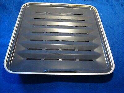 Ronco Showtime Rotisserie Grate Cover Drip Pan Tray 2500 3000