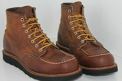 RED WING  SHOES * Stiefel / Chukka Boots * Gr. 8 / 42 * Leder * 8886 * USA NEUw