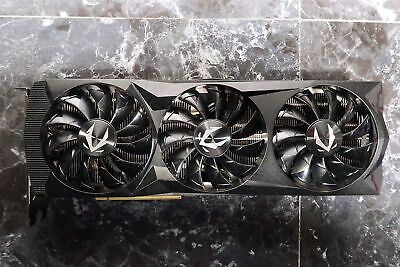 ZOTAC GAMING GeForce RTX 2080 AMP 8GB, ZT-T20800D-10P Video Graphics Card, GREAT
