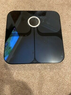 Fitbit FB201B Aria WiFi Smart Scale - Black