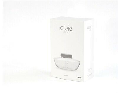 Elvie Pump Bottles & Lids 150ml 3 Pack