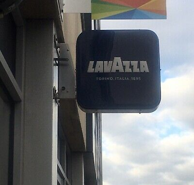 Lavazza Coffee Light Up Sign