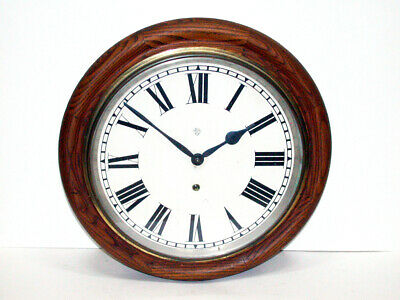 Antique Ansonia School House/Lobby/Gallery Wall Clock