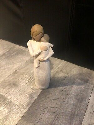 willow tree CHILD OF MY HEART figurine NO BOX 2005 Mother And Child