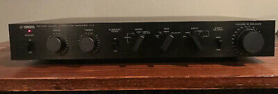 Yamaha C2 Preamplifier Professionally Serviced Works Great Great Cosmetics RARE