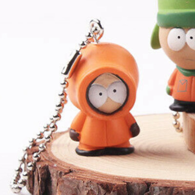 NEW South Park Kenny McCormick Action Figure Toys Key Chain Ornament US Seller