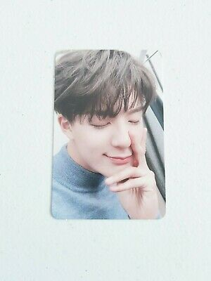"""K-POP NCT DREAM Concert """"THE DREAM SHOW"""" Official Limited JENO PHOTOCARD"""