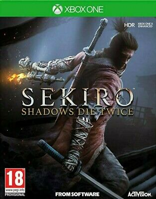 Sekiro: Shadows Die Twice Pal eu xbox one digitale