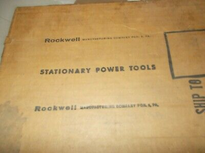 Rockwell Catalog No. 33-448 Leaf Guard for Delta 10 Radial Saw