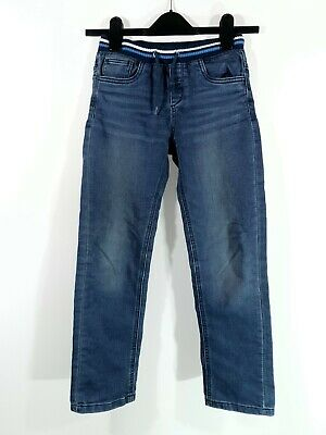 Palomino Boys Jeans Soft feel 128cm 8 yrs Blue Denim Cotton Blend