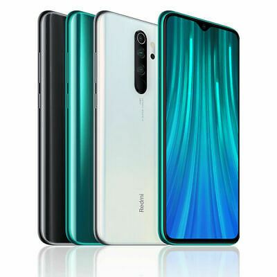 "Xiaomi Redmi Note 8 Pro 64 GB 6GB 6,53"" Smartphone NFC 4500mAh Global Version"