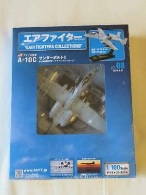 Fairchild A-10C Thunderbolt II 1/100 Model Air Fighter Collection #8 Warthog
