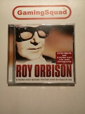 The Very Best of Roy Orbison CD, Supplied by Gaming Squad