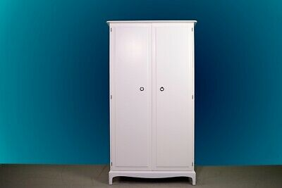 Stag Minstrel Double Wardrobe- Professionally Spray Painted