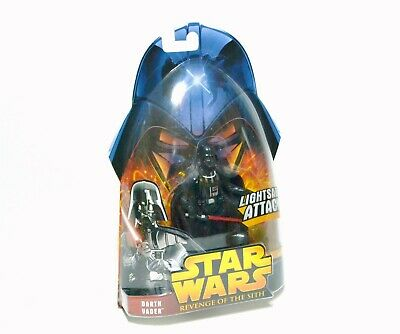 Star Wars ROTS DARTH VADER Action Figure Never Opened Revenge of the Sith