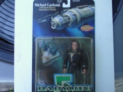 Babylon 5 - Michael Garibaldi - Action Figure