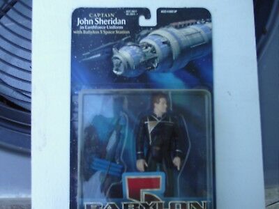 Babylon 5 - Capt. John Sheridan - Action Figure