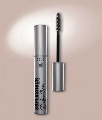 Avon Mascara De Pestañas Avon Supershock Definition  True Color