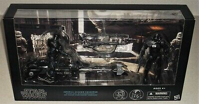 Star Wars Black Series 6 inch Imperial Shadow Squadron (Target Exclusive) New