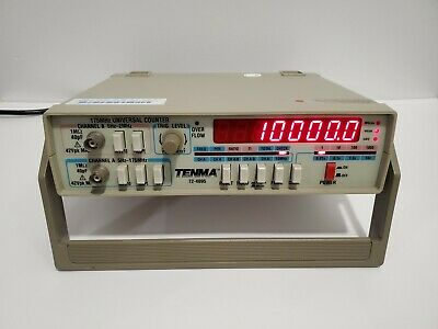 TENMA 72-4095 175MHz 2 Channel Universal Frequency Counter