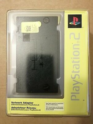 Official OEM Sony PlayStation 2 PS2 Network Adapter SCPH-10281 HDD Authentic NEW