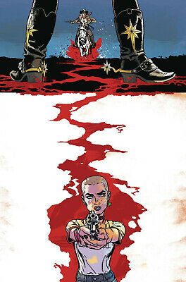 Undone By Blood #1 Kivela Cover Aftershock Comics Indy
