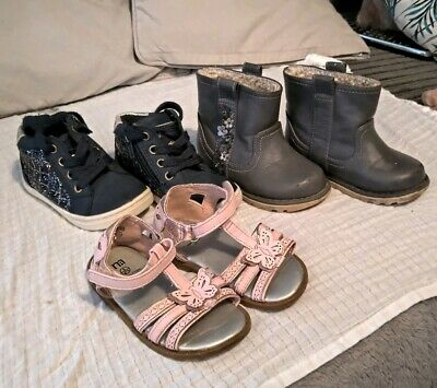 Infant Girls size 5 Shoe Bundle