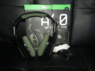 ASTRO A40 TR Wired Gaming Headset System Black + Mixamp Pro