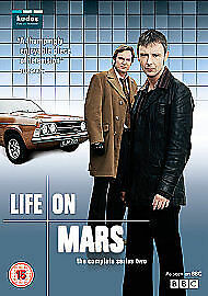 Life on Mars : Complete BBC Series 2 [2007] [DVD] - DVD  SMVG The Cheap Fast