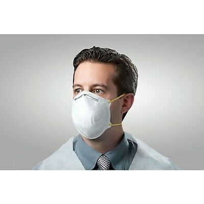 NIOSH N95 Approved Mask - Box of 10- Particulate Surgical Respirator Mask